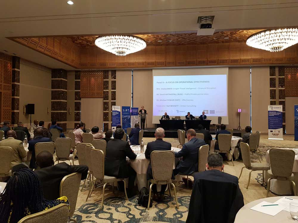 Paris Peace Forum - Strengthening the fight against cultural property trafficking