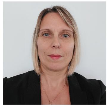 Sandrine Dumas Finance Officer