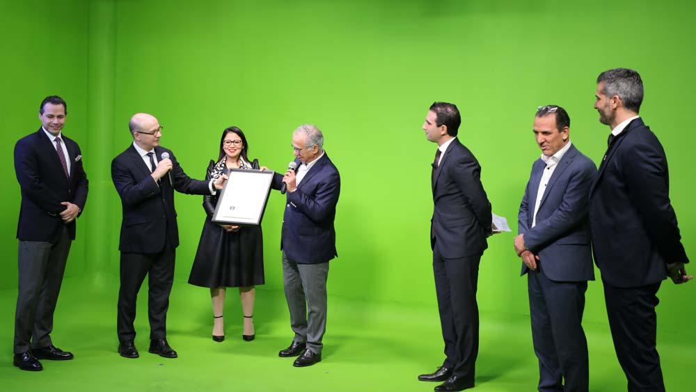 AML 30000 Certification - Enda Tamweel Microcredit Tunisia