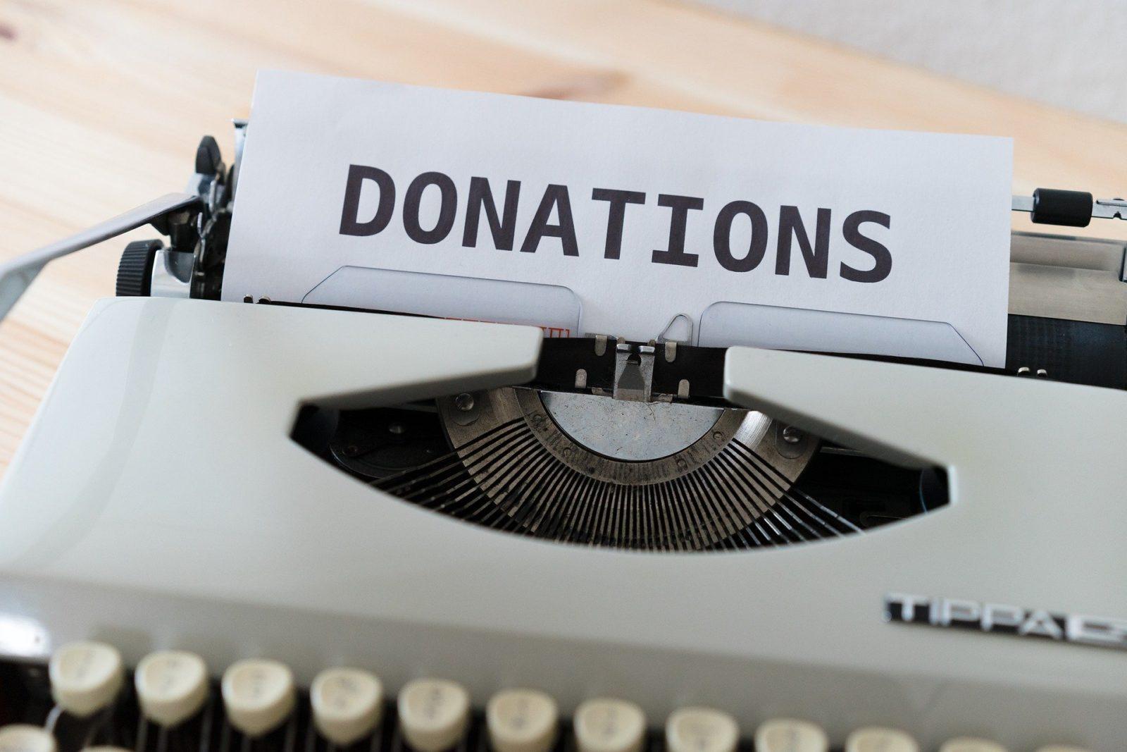 donations ngo money laundering