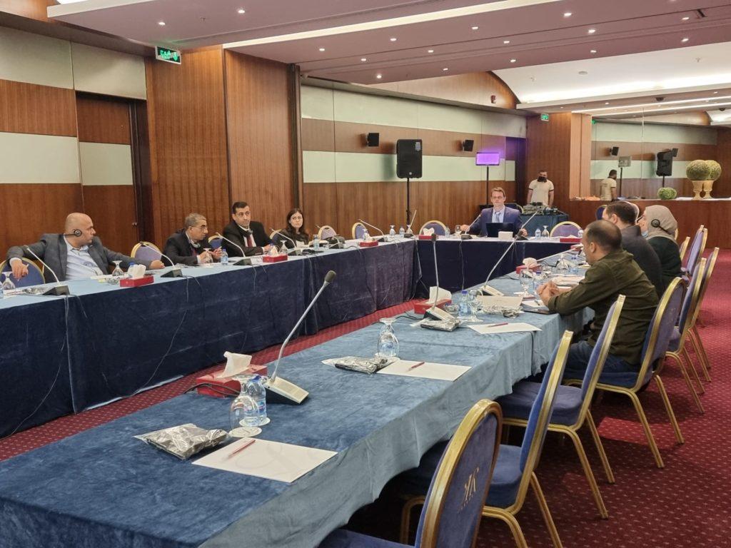 Jordan money laundering counter terrorist financing mission